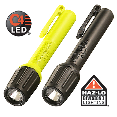 2AAA PROPOLYMER<sup>&reg;</sup>  HAZ-LO<sup>&reg;</sup>  FLASHLIGHT