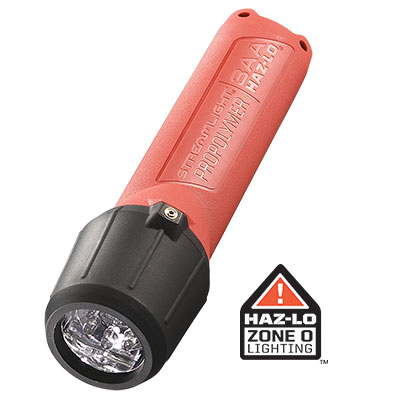 3AA PROPOLYMER® HAZ-LO® 7 LED FLASHLIGHT