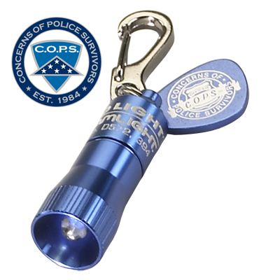 BLUE NANO LIGHT® FLASHLIGHT