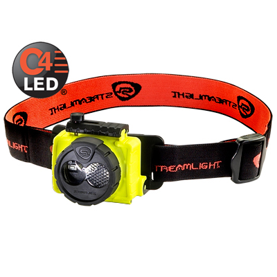 DOUBLE CLUTCH™ USB HEADLAMP