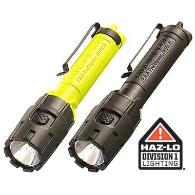 DUALIE®  2AA FLASHLIGHT