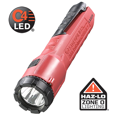 DUALIE® 3AA LASER ATEX FLASHLIGHT