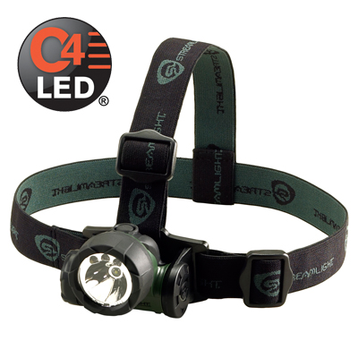 Trident Headlamp; Green Model