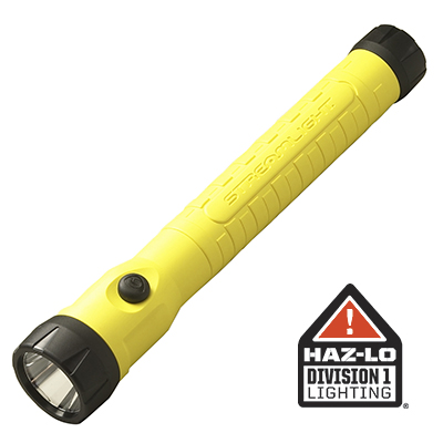 POLYSTINGER® LED HAZ-LO® FLASHLIGHT
