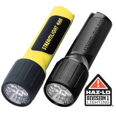 4AA PROPOLYMER<sup>&reg;</sup> LED FLASHLIGHT