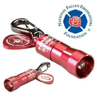 RED NANO LIGHT® MINI FLASHLIGHT