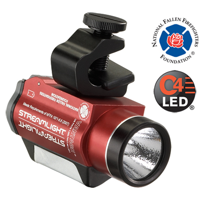 VANTAGE® LED HELMET LIGHT - RED MODEL