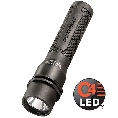 SCORPION® LED HANDHELD FLASHLIGHT