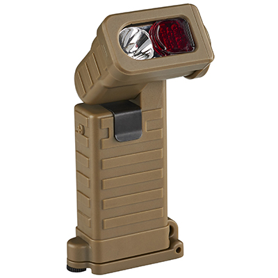 SIDEWINDER BOOT® HANDS FREE MILITARY FLASHLIGHT