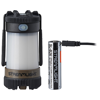 SIEGE® X USB RECHARGEABLE OUTDOOR LANTERN