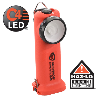 SURVIVOR  RECHARGEABLE LED LIGHT