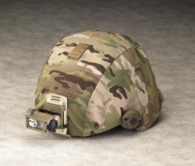 SW II Camo Helmet 1