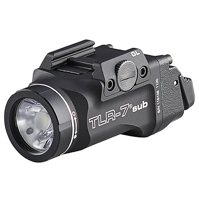 TLR-7® sub ULTRA-COMPACT TACTICAL GUN LIGHT