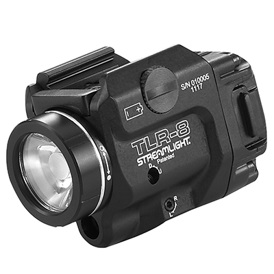 TLR-8® GUN LIGHT WITH LASER