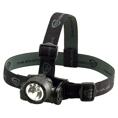 GREEN TRIDENT® LED HEADLAMP
