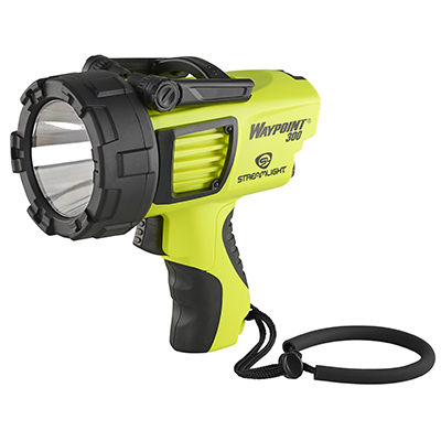 WAYPOINT® 300 RECHARGEABLE SPOTLIGHT